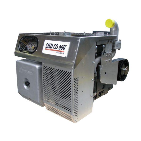 Винтовой безмасляный компрессор GHH Rand CG600