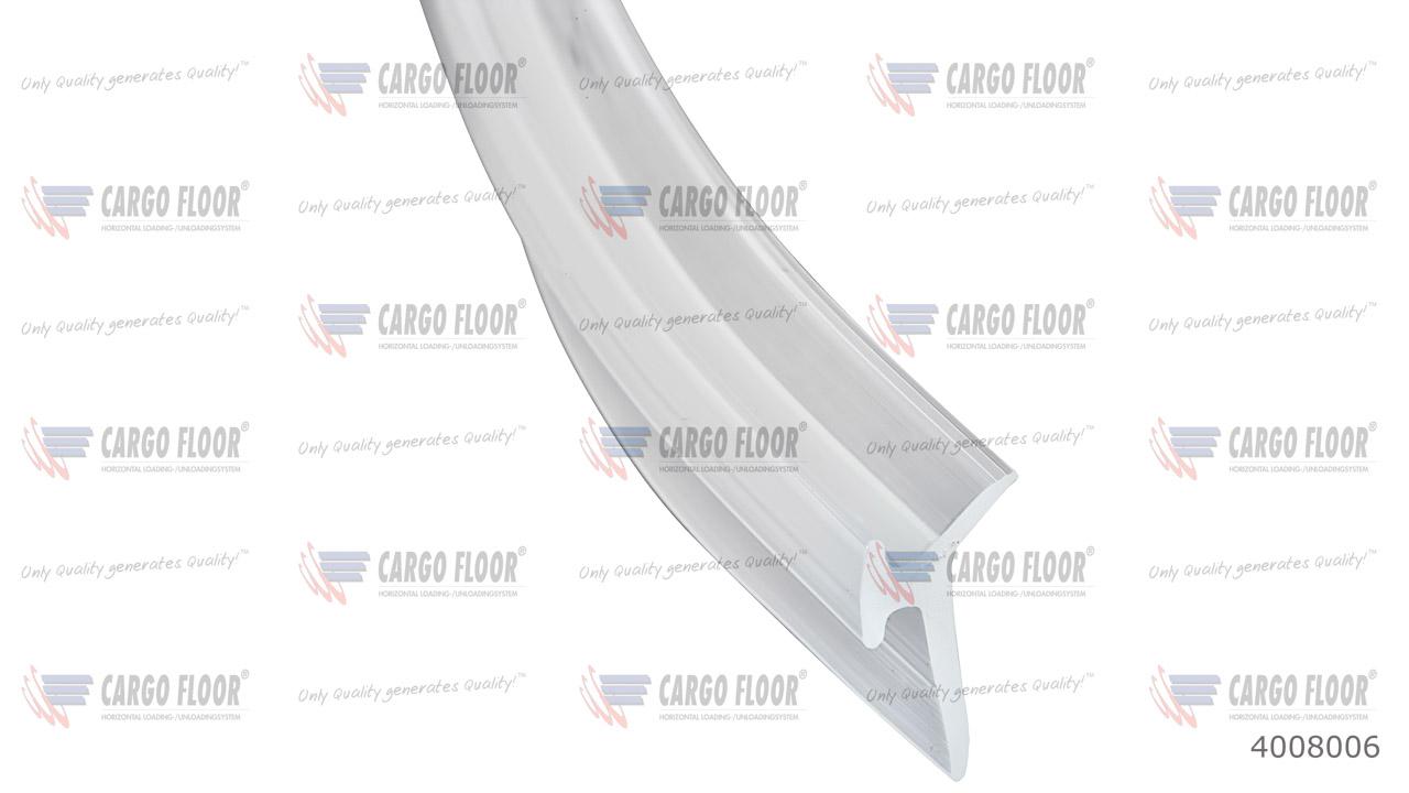 Уплотнитель профиля пола L.55 м арт. CargoFloor 4008011