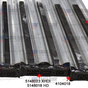 Шильдик Cargo Floor - XHDI арт. CargoFloor 5148023