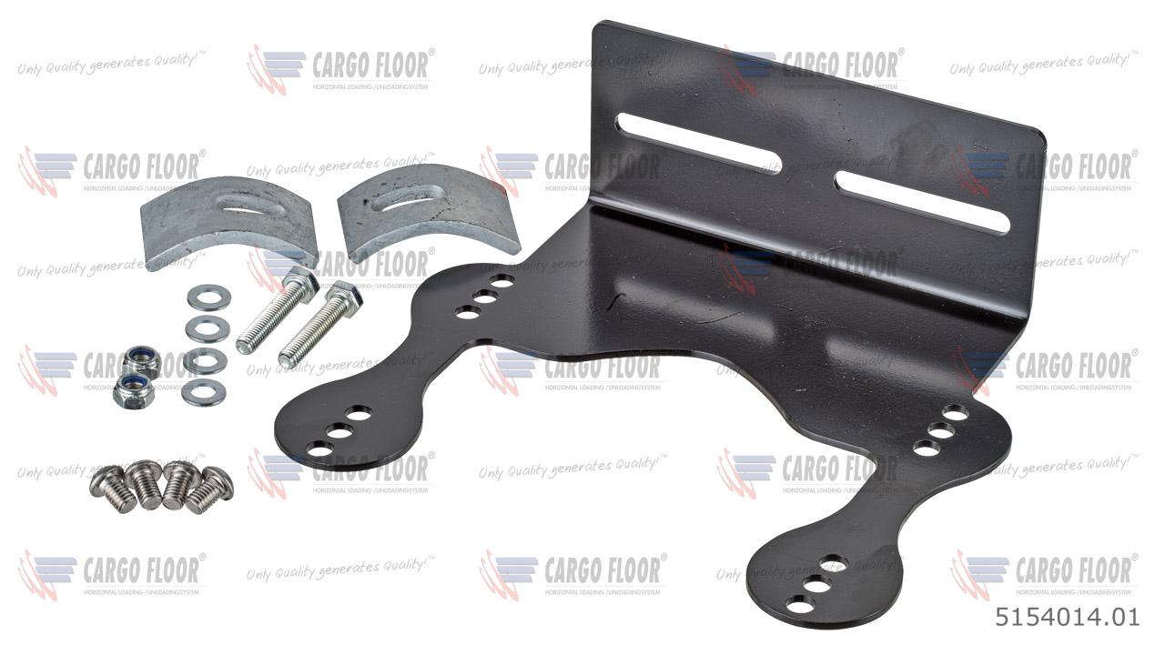 Монтажный кронштейн (Блок управления/комплект инструментов), вкл. крепежные материалы арт. CargoFloor 5154014.01
