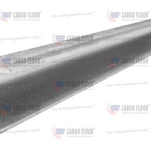 V-образный направляющий профиль 2500x6 арт. CargoFloor 9013111
